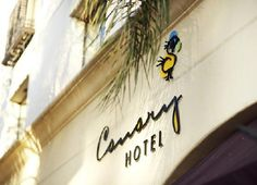 The Canary Hotel - a perfect place to lay your head while you rejuvenate.