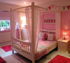 For a girls room