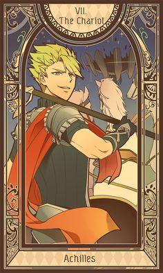 Rider of Red - Achilles Gilgamesh Fate, Fate Zero, Fanarts Anime, Manga Anime, Fate Classes, I Love Anime, Anime Guys, Rider Of Red, Character Art