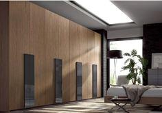 Bedroom Design: 59 ideas wardrobe wood finish and glass panels Wardrobe Laminate Design, Wardrobe Door Designs, Wardrobe Design Bedroom, Bedroom Furniture Design, Wardrobe Doors, Closet Designs, Home Decor Bedroom, Modern Wardrobe, Wardrobe Closet