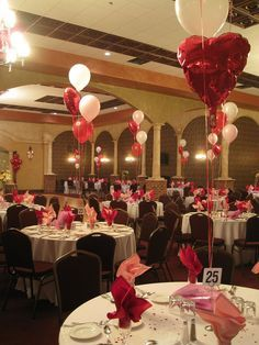 """Valentine's Day Decorations """"Royal Hall"""" 