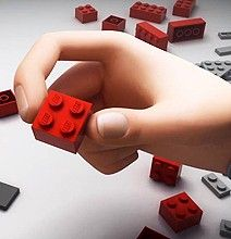 Animated Story Of How LEGO Came To Be - This is so inspiring!