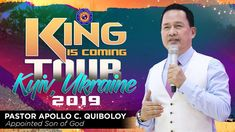 King is Coming Tour September 2019 Come, join us, enter the Kingdom of Heaven on earth. The Almighty Father is calling you. Be a Kingdom Citizen: https:/. Kingdom Of Heaven, Heaven On Earth, Spiritual Enlightenment, Spirituality, Son Of God, Apollo, Gods Love, Ukraine, Spotlight