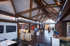 Page\Park - Projects - Rosslyn Chapel Visitor Centre