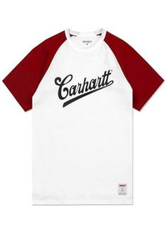 Buy Carhartt WIP Ss Strike T-Shirt. Free UK Delivery available on all purchases at Dapper Street. Carhartt Wip, Dapper, Street, Check, Mens Tops, T Shirt, Stuff To Buy, Clothes, Fashion