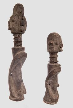 African Art, Pots, Middle, Clay, Culture, Statue, Collection, Clays, Cookware