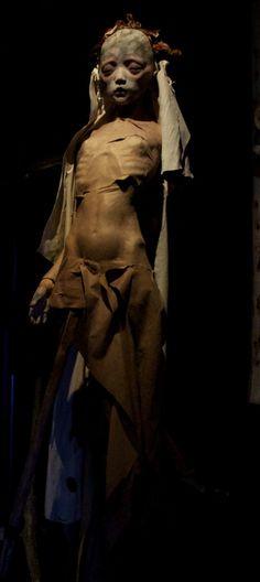 Fantasy | Whimsical | Strange | Mythical | Creative | Creatures | Dolls | Sculptures | Miura Etsuko