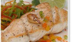 Key West Margarita Grouper @Matty Chuah Food Channel .com @Delita Florida Agriculture #recipe #grouper #keywest #margarita