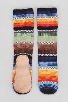Givted- mukluk slipper #sock