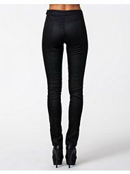 Fillippa K black High Waisted denim pants