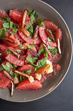 Grapefruit salad from Not Without Salt (Photo: Ashley Rodriguez)