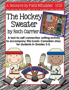 the hockey sweater essay My course needs to stick to normal boring essays and exams none of this creative writing/reflection shite, even dreamt about it last night essay about the effect of computer addiction essay on war horse essay for career plan inspirational persons essay, designer babies discursive essays exemple d'une dissertation comparative apa research paper abstract theory angels in america millennium .