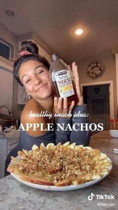 Healthy Sweets, Healthy Baking, Healthy Snacks, Healthy Recipes, Fun Baking Recipes, Snack Recipes, Aesthetic Food, Easy Snacks, Food Hacks