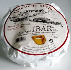 Cheese - IBAR (Arceniega) - Spain