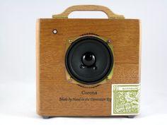 cigar box speaker for iphone