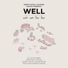 Martex presents WELL Collection  - 24 | 25 October 2018 Dorint Hotel An der Messe, Cologne