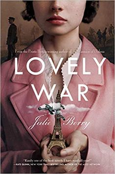 Descargar o leer en línea Lovely War Libro Gratis PDF/ePub - Julie Berry, Read the novel New York Times bestselling author of The Alice Network Kate Quinn called 'easily one of the best novels. Ya Books, Book Club Books, Great Books, The Book, Books To Read, Book Clubs, Reading Books, Reading Lists, Book Lists