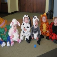 Game Ideas For Toddler's Halloween Party