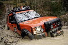 LAND ROVER G4 CHALLENGE  242 by colinc, via Flickr
