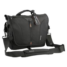 Vanguard Up-Rise II 33 Camera Messenger Bag (Black) *** Continue to the product at the image link.