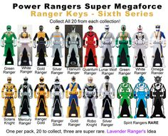 images of all the 6th, 7th, and 8th power rangers keys | power_ranger_keys_sixth_series___proposal_by_lavenderranger-d5lumha ...