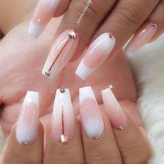 french manik re wei spitz glitzer elegant nageldesign nail design winter nails. Black Bedroom Furniture Sets. Home Design Ideas