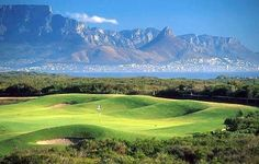 Golf Zuid Afrika, Kaapstad, Atlantic Beach Golf Course