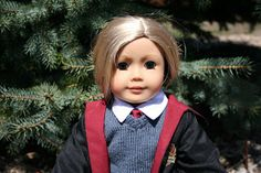 Arts and Crafts for your American Girl Doll: Harry Potter Shirt for American Girl Doll