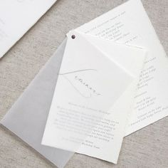 Vellum minimal design programs for Luminous The Workshop. Designed by Plume Calligraphy.