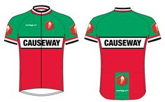 Causeway CC Elite Jersey