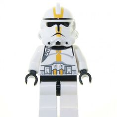Star Corps Trooper Set: 7655 - Clone Troopers Battle Pack sw128a (2007)