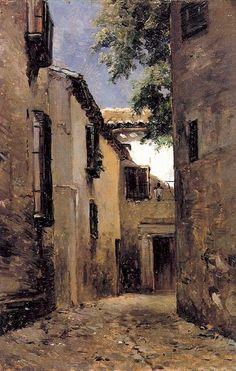 Carlos de Haes calle de Toledo