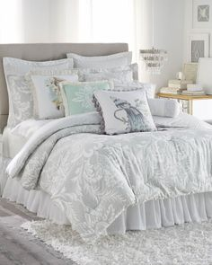 exclusively ours eglinton luxury bedding collection main view