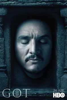 """Season 6 Poster: Oberyn  """"I will be your champion."""""""