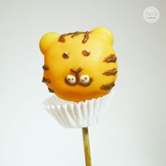Cake Pop Tiger