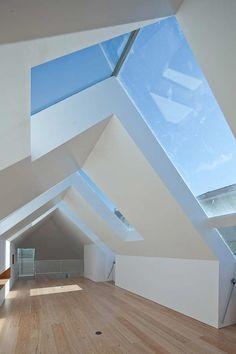 Apex Roof Windows • Casa Fonte Da Luz • Porto • Portugal • Barbosa & Guimarães • 2011