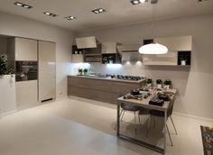 Kitchen Scavolini Store Portici - Showroom
