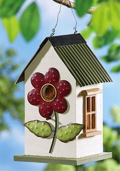 Country Bird Houses | Country Farmers Market Birdhouse