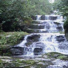 Serentity Falls - Zamboanga City, Mindanao, Philippines