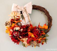30 Minute Wreath