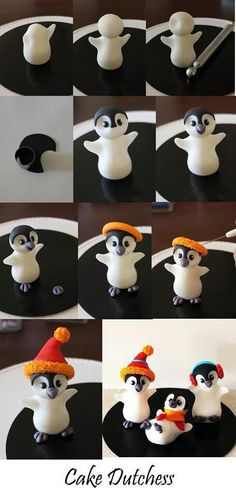 Penguin tutorial