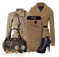 Chic Office Dress Code – Editor's Style – Fashion Style Magazine - Page 11