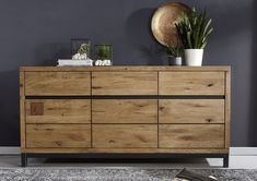 Massivmöbel aus Wildeiche / Zerreiche ✦ Vollholz Sideboard of the series VILLANDERS. Wood Bedroom, Closet Bedroom, Sideboard Modern, Home Office Setup, Boho Living Room, House In The Woods, Furniture Making, Wood Furniture, Solid Wood