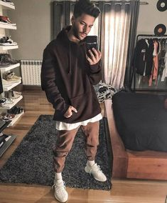 Look at this Cool mens clothing styles 2920410562 Mode Streetwear, Streetwear Fashion, Urban Fashion, Latest Mens Fashion, Fashion Men, Girl Fashion, Fashion Tips, Urban Outfits, Fashion Outfits