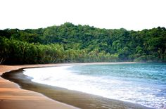 A tropical paradise in the Gulf of Guinea on the Atlantic Ocean: Principe Island