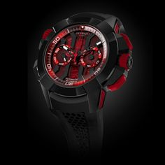 See the Jacob & Co. Epic X Chrono watch - Movement : Self-winding mechanical - Case : Ceramic Black N Red, Baselworld 2017, Luxury Watches For Men, Watch Brands, Sport Watches, Chronograph, Fine Jewelry, Jewels, Mens Fashion