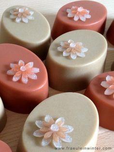 Honey soap - handmade soap by Miss Winter