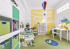 Osmiletý Prokop miluje zvířata a cestování, a tak Monika dětský pokojík přizpůsobila jeho zájmům. Kids Rugs, Home Decor, Decoration Home, Kid Friendly Rugs, Room Decor, Home Interior Design, Home Decoration, Nursery Rugs, Interior Design