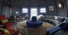 Operating during Antarctica's summer months, White Desert isn't a new hotel (guests such as Prince Harry and Bear Grylls have stayed there), but it recently underwent a total luxury overhaul.