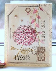 because I care | by Jacqueline.fr